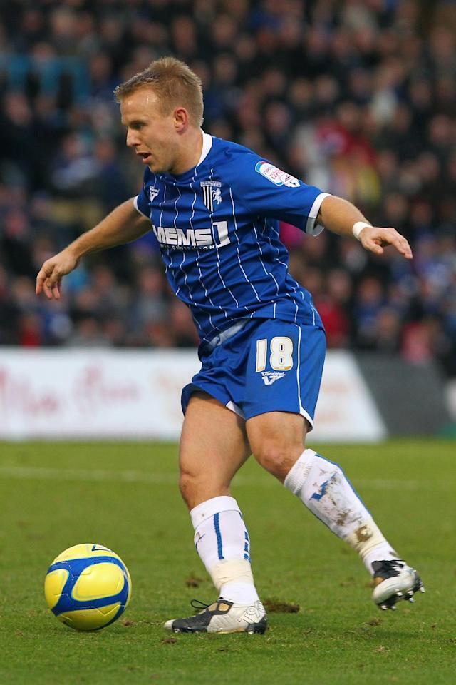 Midfielder Danny Jackman has already spent five seasons at Gillingham over two different spells
