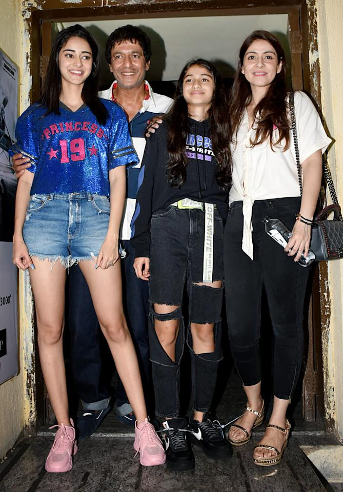 <p>Check out pictures from the special screening of 'Student of the Year 2' </p>