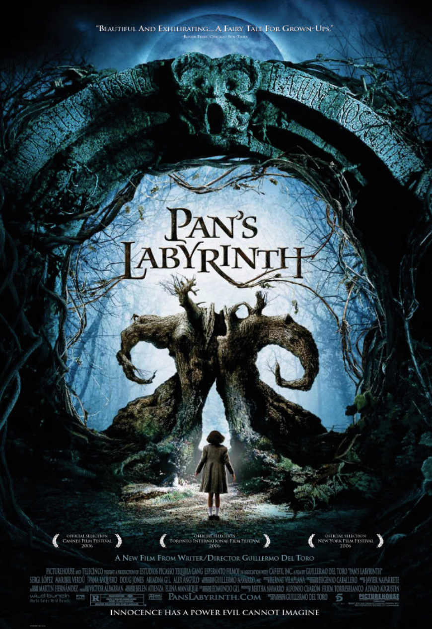"<p>Directed by <strong>Guillermo del Toro</strong>, this fantasy drama takes place in Spain in 1944. A girl fascinated with fairy tales meets an old faun who tells her that she's the princess of the underworld. But she must first go through three gruesome tasks to prove herself. If she fails, she'll never receive her title and reunite with her father, the king.</p><p><a class=""link rapid-noclick-resp"" href=""https://www.netflix.com/title/70050507"" rel=""nofollow noopener"" target=""_blank"" data-ylk=""slk:STREAM NOW"">STREAM NOW </a></p>"