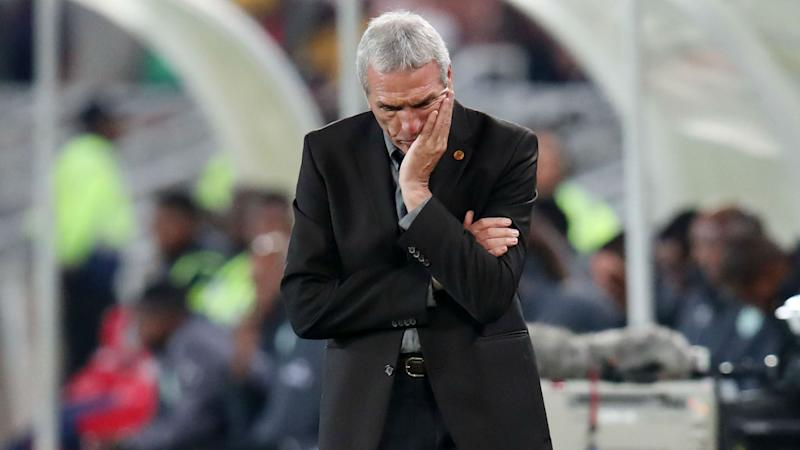 Kaizer Chiefs coach Middendorp: We're talking about a disaster result