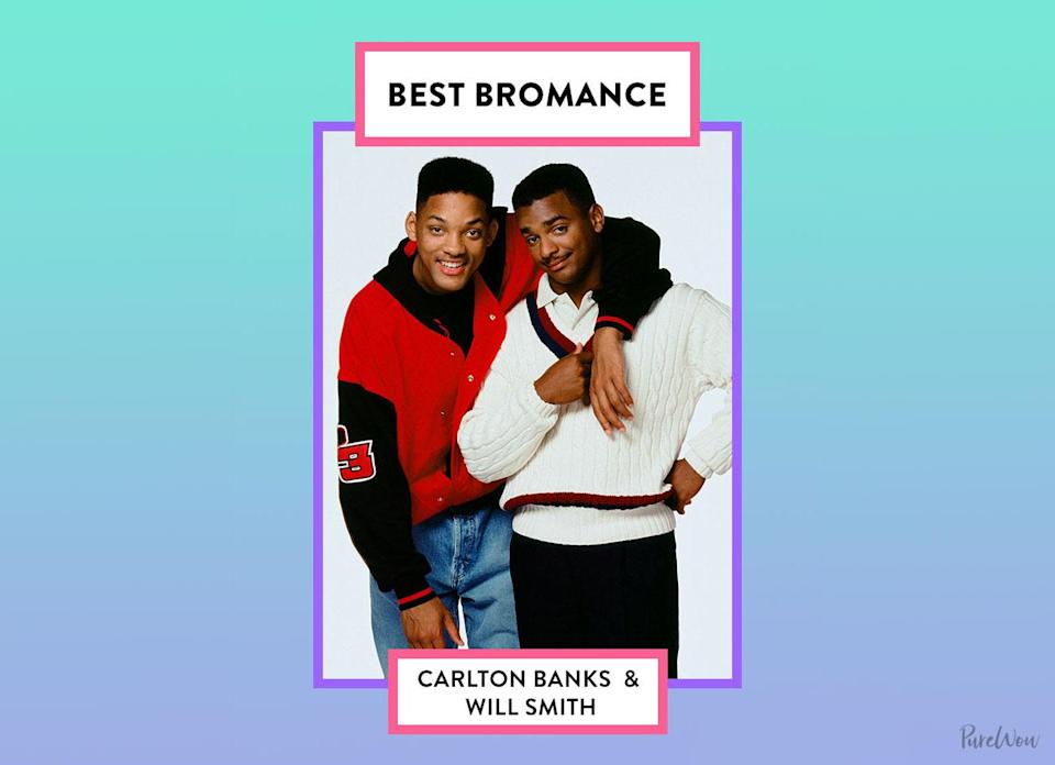<p>Sure, they bickered constantly from day one, but beneath the surface of that rivalry was a beautiful friendship. They always looked out for each other, whether that meant standing up to discriminating peers or taking a literal bullet.</p>