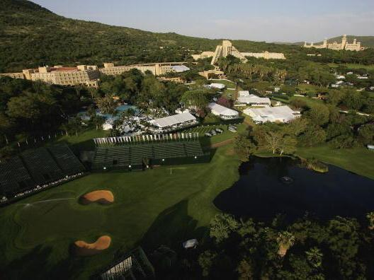 The Gary Player Golf Course has consistently been voted as one of world's greatest