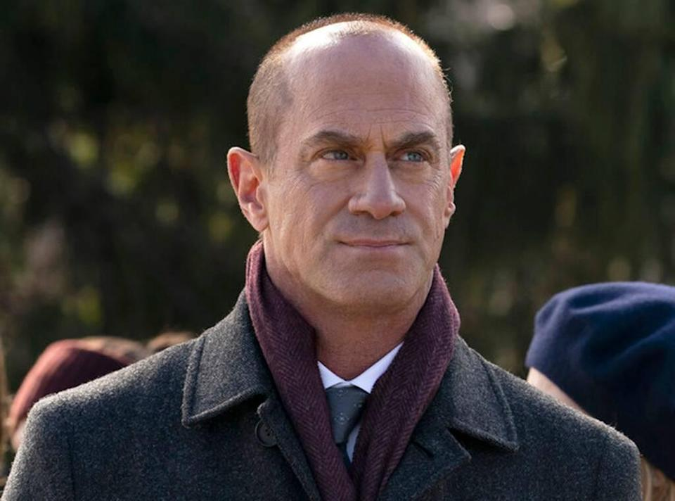 Law & Order: Organized Crime, Christopher Meloni
