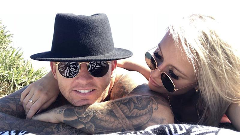 Todd Carney and Susie Bradley
