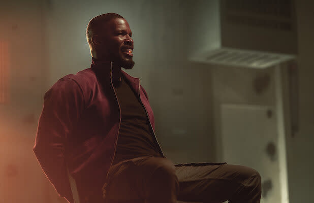 Jamie Foxx Takes the Red Pill in 'Project Power' Trailer (Video)