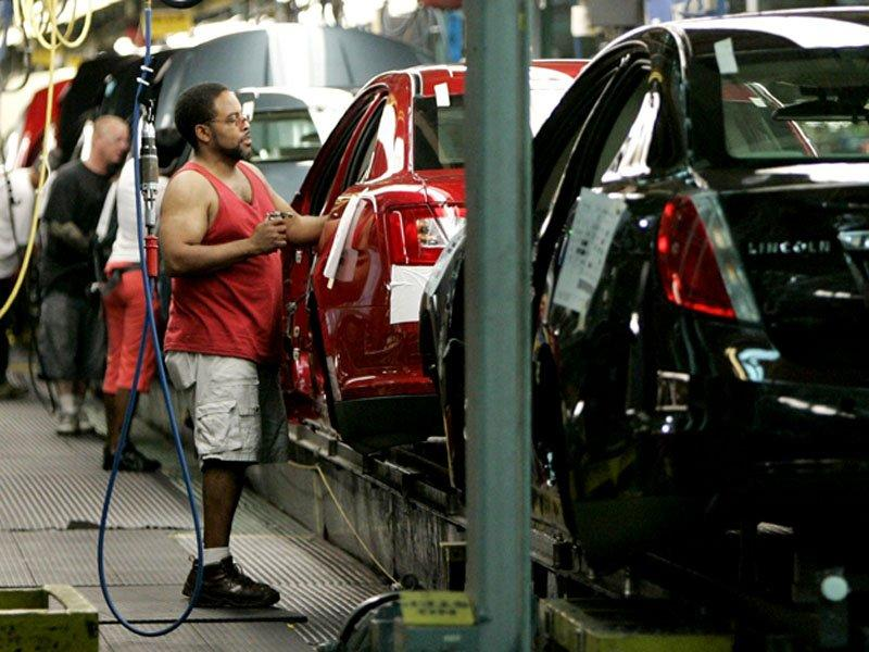 July US industrial production up 0.6 pct