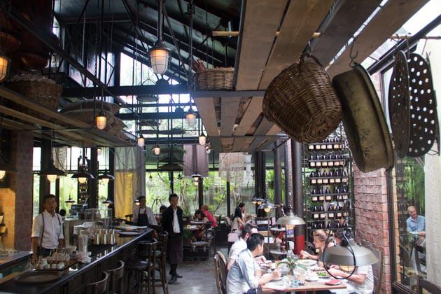 best Bangkok Cafes Karmakamet Secret World