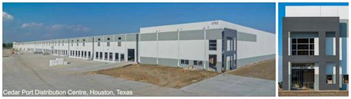 Pure Industrial Real Estate Trust Announces Core Houston Acquisition and a $150 Million Unsecured Credit Facility