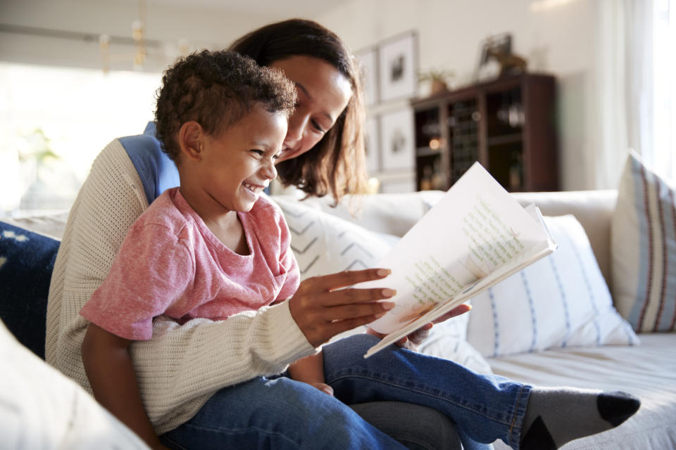 Some books have enduring appeal for both parents and children. (Getty Images)