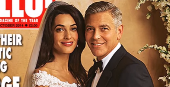 <p>George Clooney is known for falling in love with women who are younger to him and we have enough proof for the same. When he got married for the first time his bride was former Mad Men actress Talia Balsam, who was older to him by two years. In fact, even his recent second marriage in 2014, was with the human rights lawyer Alamuddin, who was born just about when he was finishing high school. </p>