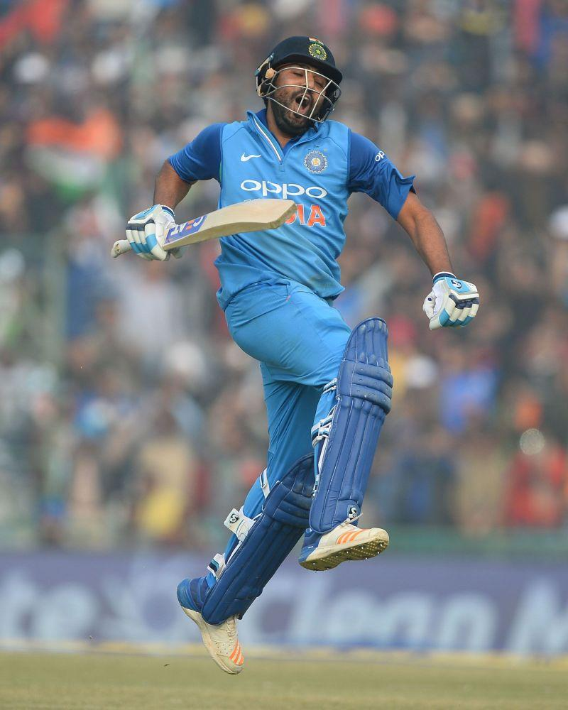 Rohit Sharma in ODIs 2017: Six Hundred