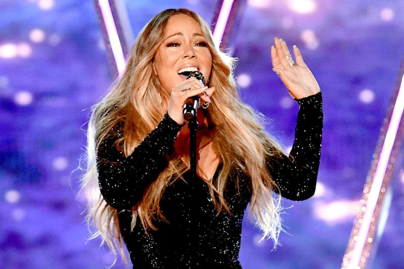 Mariah Carey wants to guest star on ABC's mixed-ish