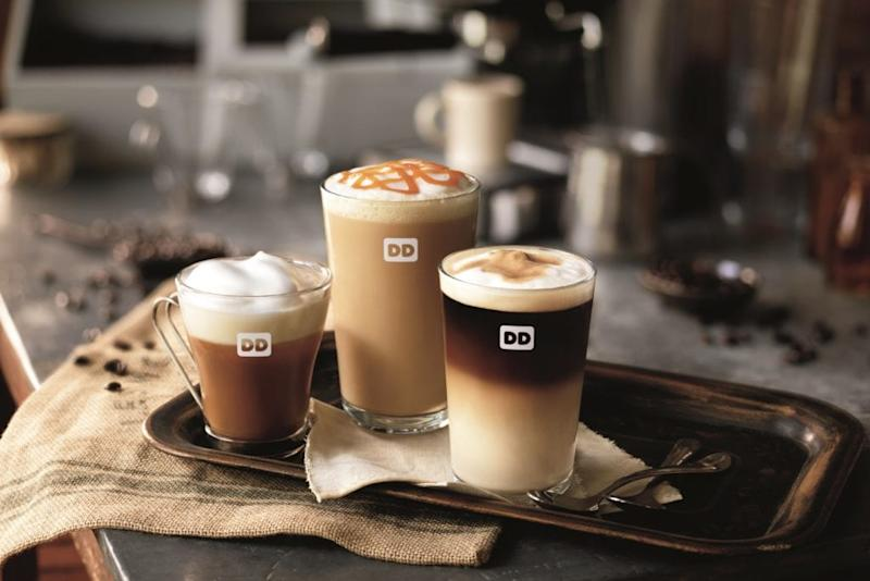 Dunkin' Proves it Can Run on Espresso