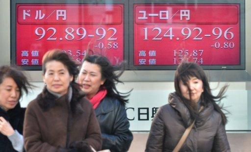 Asian markets mixed after G20 talks
