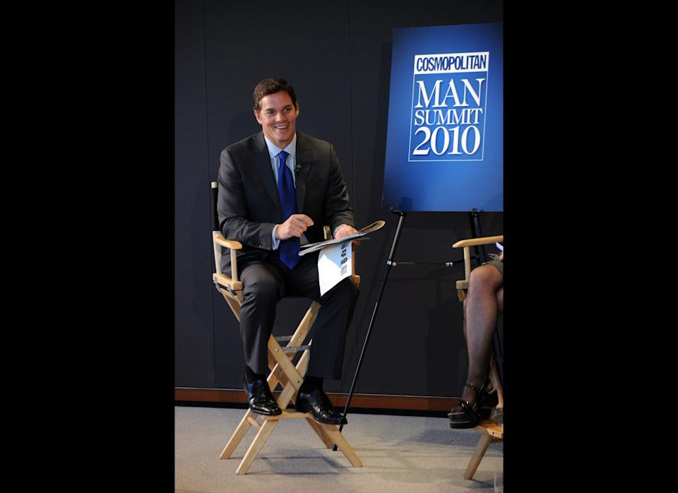 NEW YORK - SEPTEMBER 23:  Fox News anchor Bill Hemmer attends Cosmopolitan's 1st Annual Man Summit at the Hearst Tower on September 23, 2010 in New York City.  (Photo by Bryan Bedder/Getty Images)