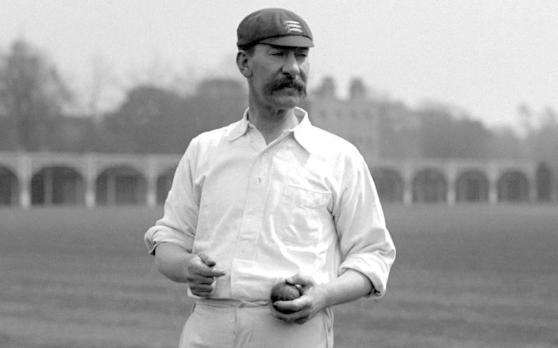 Albert Trott is the only player to have ever hit the ball for six runs over the Lord's pavilion and out of the ground - PA