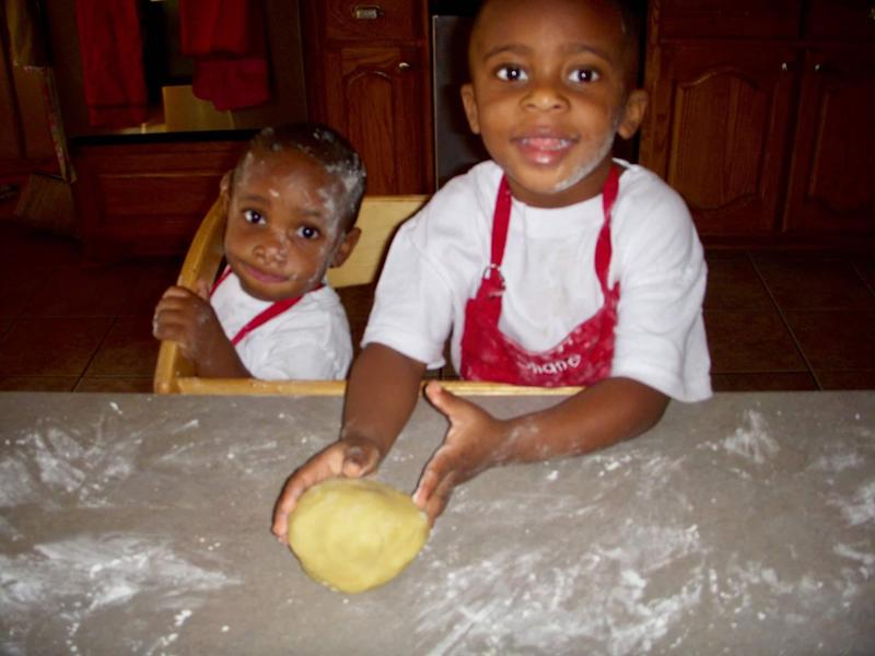 Shane and Nigel have been cooking up success since they were toddlers.