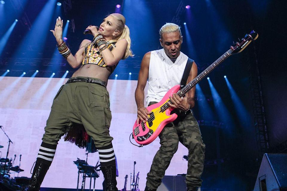 <p>After a break in 2004 to pursue solo projects, they got back together in 2008 before disbanding again in 2013. Stefani's solo career has taken off, not only musically but also as a personality (she's a judge on <em>The Voice</em>). They do occasionally perform together still, but no new music or tour has been announced. </p>