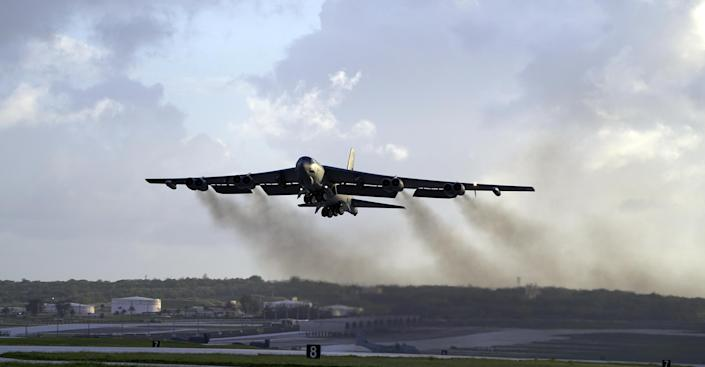 Image: B-52H Stratofortress Bomber (Smith Collection / Getty Images)