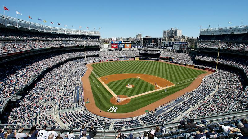 Yankees worth $4 billion in Forbes' 2018 MLB franchise valuations