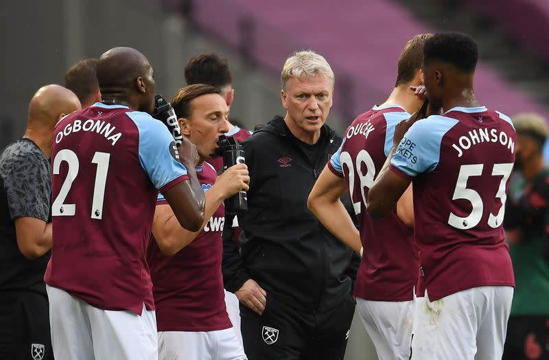 Teams not willing to sell Moyes' transfer targets, says West Ham owner