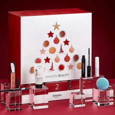 Amazon Beauty Advent Calendar 2019  - Credit: Amazon