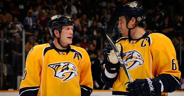 Hey ya!: Grading the Predators' 2003 offseason