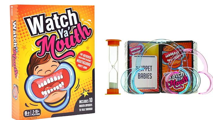 Best gifts for teen boys 2019: Watch Ya Mouth