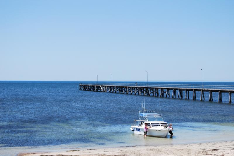 Marion Bay, South Australia. (Source: Wikipedia)