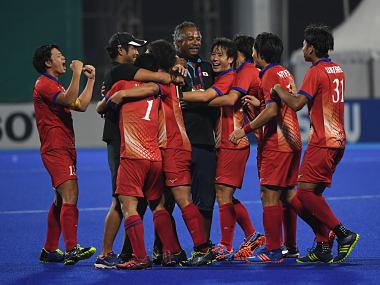 Hockey World Cup 2018: Japan's head coach Siegfried Aikman says he wants to win an Olympic medal in Tokyo