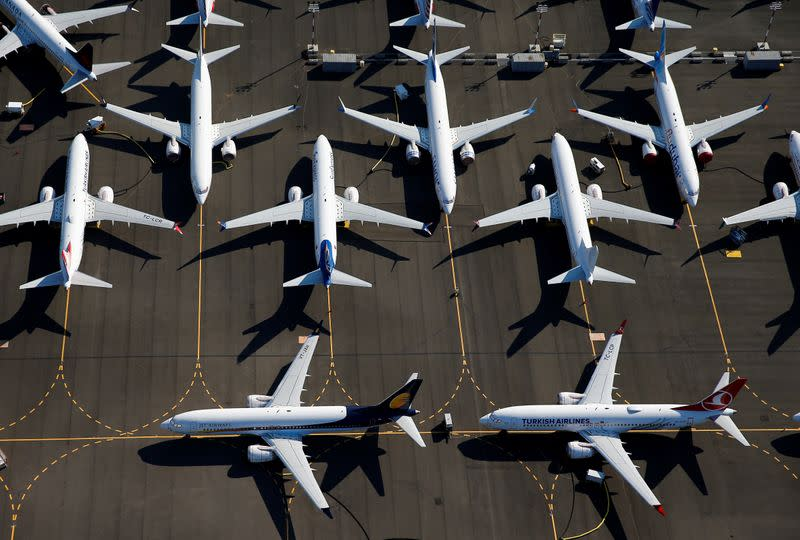 FAA says approaching 737 MAX test flight, awaits Boeing proposals
