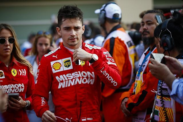 Ferrari summoned to stewards over Leclerc fuel