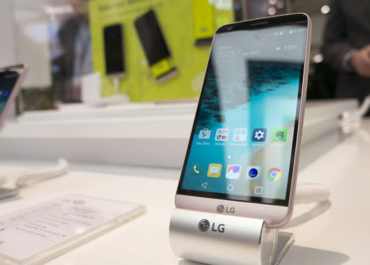 MWC 2016: Every Big-Name Smartphone Announced at the Show ...