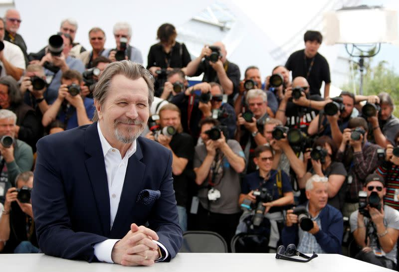 FILE PHOTO: 71st Cannes Film Festival