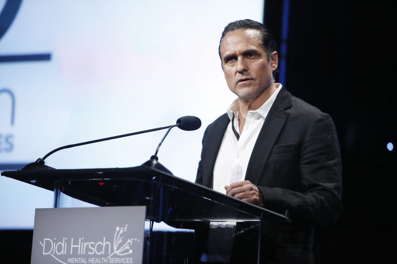 Maurice Benard seen at the 2017 Erasing the Stigma Leadership Awards on Thursday, April 27, 2017 in Beverly Hills, CA (Photo by Steve Cohn/Invision for Didi Hirsch Mental Health Services/AP Images)