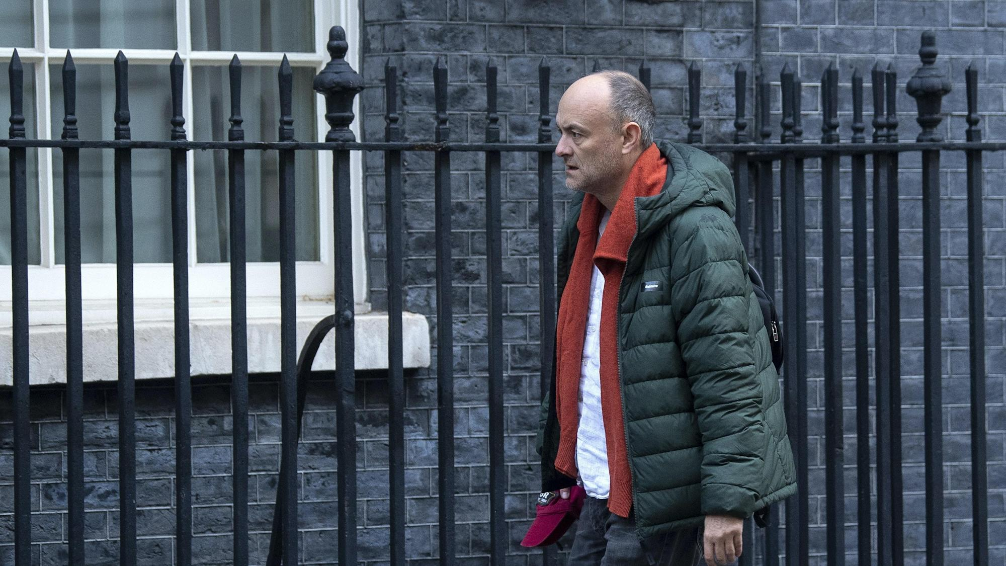 Dominic Cummings: The Brexit folk hero who vowed to shake up Whitehall