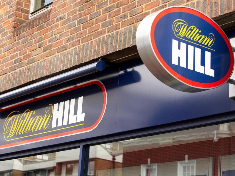 William Hill plunges into £720m loss after government crackdown on betting machines