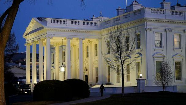 PHOTO: The White House stands at dusk on Jan. 13, 2021, in Washington, D.C. (Drew Angerer/Getty Images)