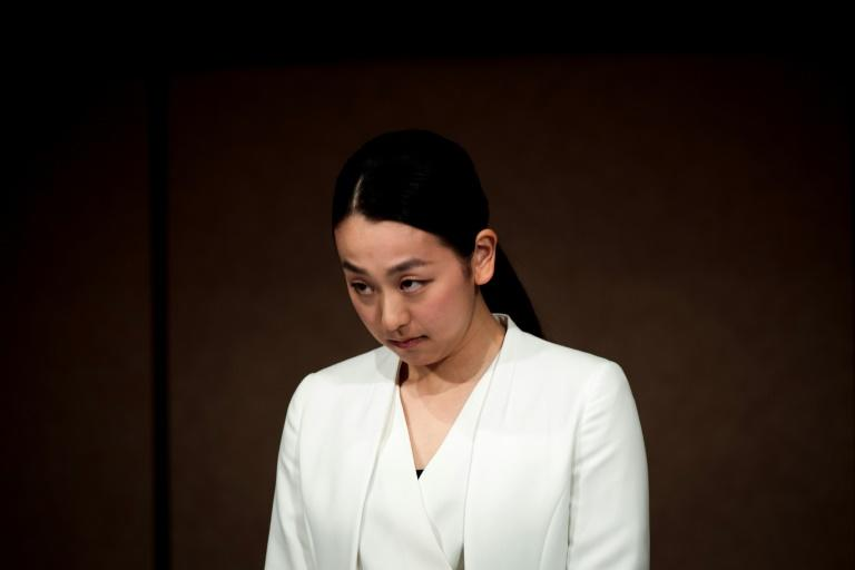 Japan's former world champion Mao Asada says she has nothing left physically or emotionally to give to figure skating at a tearful farewell news conference in Tokyo on April 12, 2017