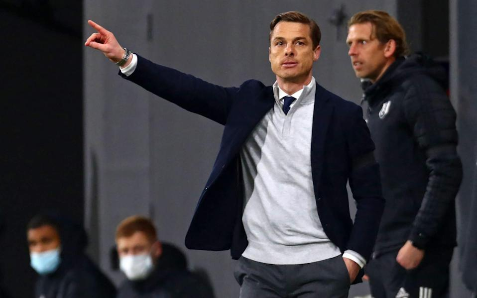 Fulham should stick with Scott Parker whatever their fate - as these numbers show - AFP