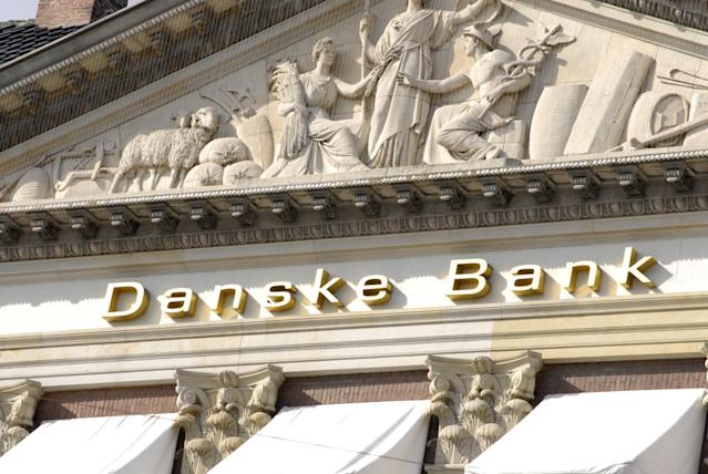 Danske Bank's Estonia branch was found in 2017 to be at the heart of a money laundering scandal involving €200bn of suspicious transactions moving money out of Russia and former Soviet states. Photo: Francis Dean/Corbis via Getty Images