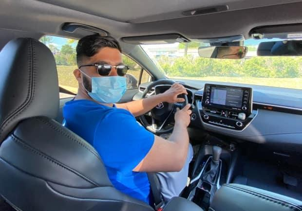 Driving instructor Azhar Malik has been unable to teach students for much of the COVID-19 pandemic. He's frustrated that drive test centres will resume road tests before Ontario allows driving schools to reopen.