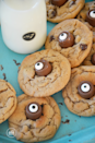 "<p>Keep an eye on these cookies...they'll be gone in a flash.</p><p>Get the recipe from <a href=""http://www.theidearoom.net/2013/10/halloween-monster-eye-cookies.html"" rel=""nofollow noopener"" target=""_blank"" data-ylk=""slk:The Idea Room"" class=""link rapid-noclick-resp"">The Idea Room</a>.</p>"