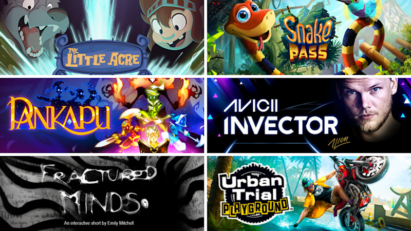 For the month of May: Get six free games with Twitch Prime. (Photo: Twitch Prime)