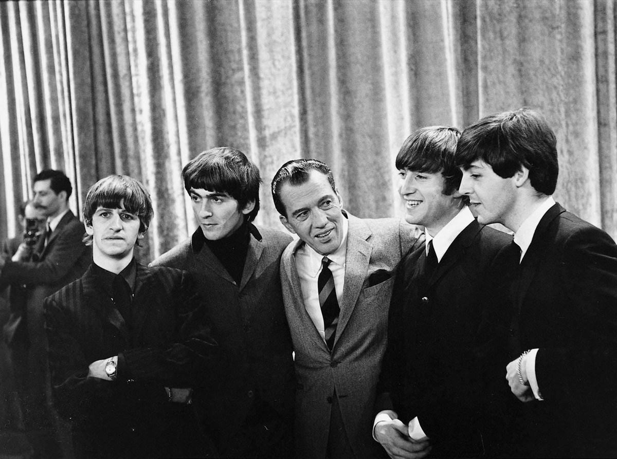 """If you were a kid in 1964 and your parents owned a television, you saw the Beatles make their American debut on <a href=""""http://www.edsullivan.com/artists/the-beatles/"""" target=""""_blank""""><i>The Ed Sullivan Show</i></a>. They played five songs in all—""""All My Loving,"""" """"Till There Was You,"""" """"She Loves You,"""" """"I Saw Her Standing There,"""" and """"I Want to Hold Your Hand""""—and every one felt life-changing. That's because every one <em>was</em> life-changing."""