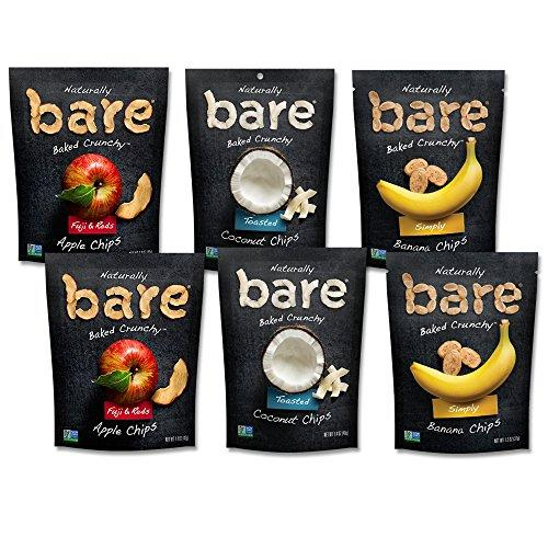 Bare Baked Crunchy Chips Variety Pack (Amazon / Amazon)