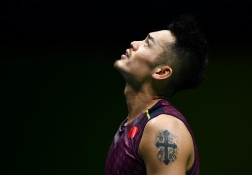Badminton legend Lin Dan's bid for a sixth world title met a sorry end as the man widely regarded as the best player of all time was well beaten by Chinese compatriot Shi Yuqi in the last 16