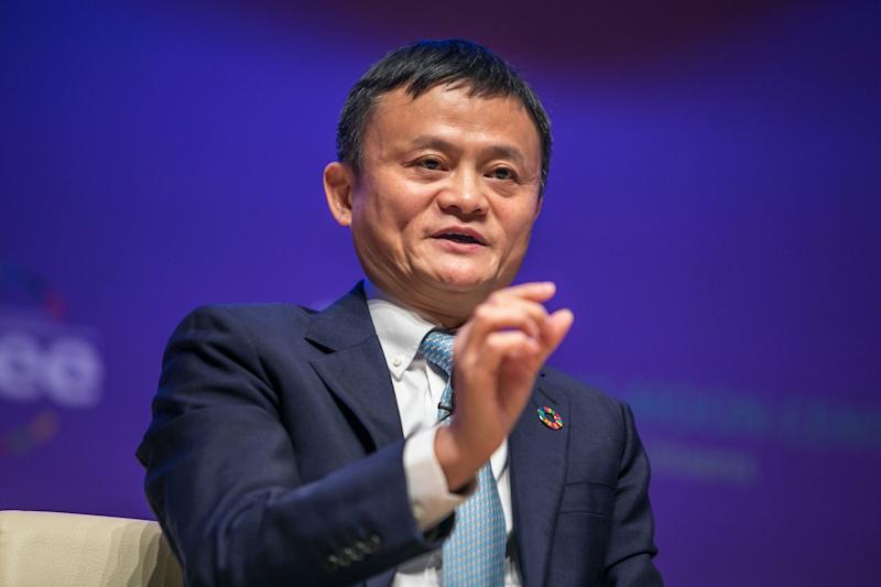 Jack Ma Is Telling China's Startup Founders It's Time to Go Public