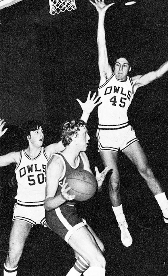 James Gandolfini Senior Year 1979