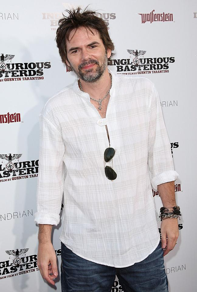 """<a href=""""http://movies.yahoo.com/movie/contributor/1800022672"""">Billy Burke</a> at the Los Angeles premiere of <a href=""""http://movies.yahoo.com/movie/1808404206/info"""">Inglourious Basterds</a> - 08/10/2009"""